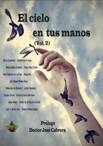 portada vol 2 El cielo en tus manos